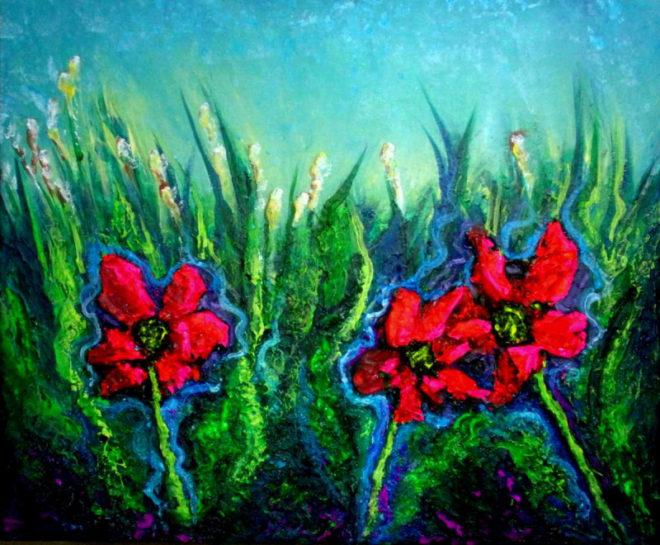 Floratricity - Laura Zerebeski