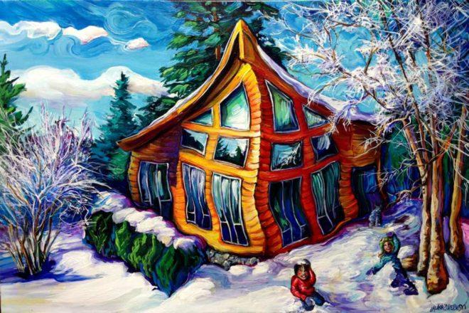 Zawadski Cabin