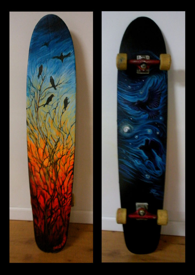 Crow Longboard
