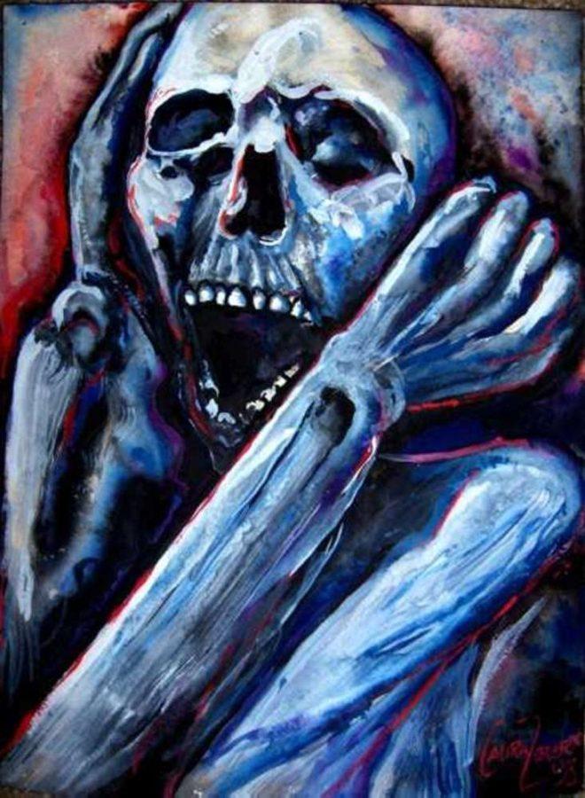 Corpse - Laura Zerebeski