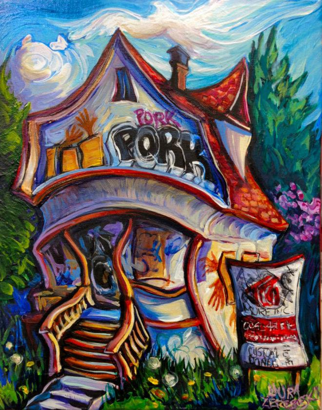 Pork House
