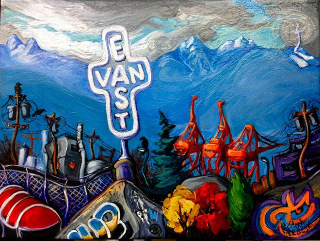 East Van Panorama III